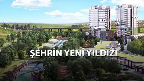 Bahçeşehir Park'ta doğayla iç içe bir yaşam!