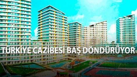Arap yatırımcı Batışehir'den 25 milyonluk toplu alım yaptı!