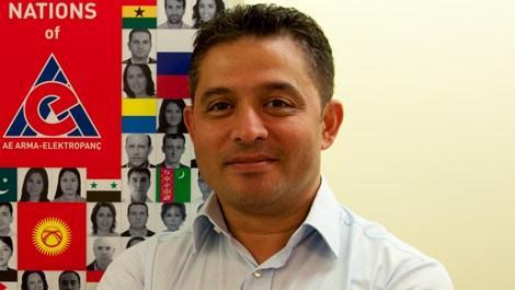 AE Arma-Elektropanç İnsan Kaynakları Müdürü Murat Çakmak oldu