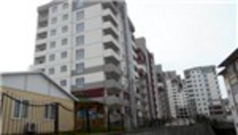 Trabzon'da 206 TOKİ konutunun hak sahipleri belirlendi