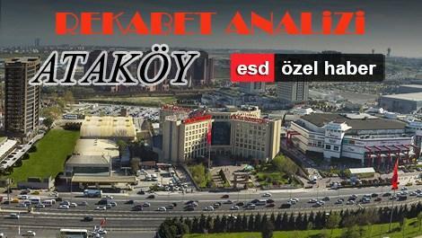 Rekabet Analizi'yle Ataköy dosyasını açıyoruz!