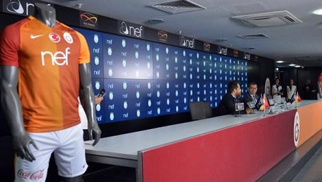 """Galatasaray'ın yeni """"Nef""""esi"""