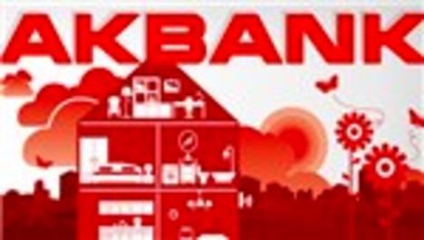 Akbank da konut kredisi faiz oranlarını düşürdü