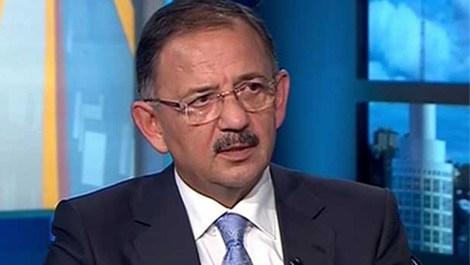 Mehmet Özhaseki askeri alanların geleceğini açıkladı