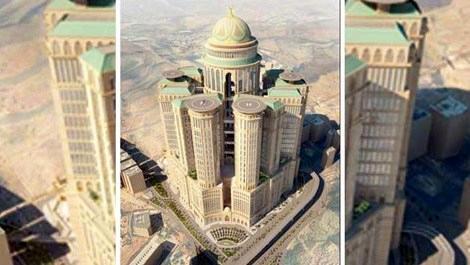 Abraj Kudai Oteli'nde 10 bin oda!