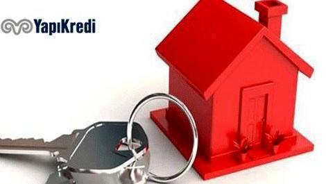 Yapı Kredi'den konut kredisi faiz oranlarında indirim fırsatı