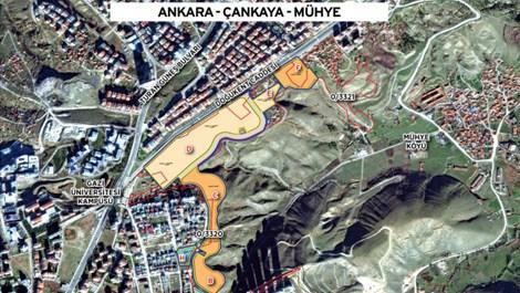 Ankara Mühye arsası