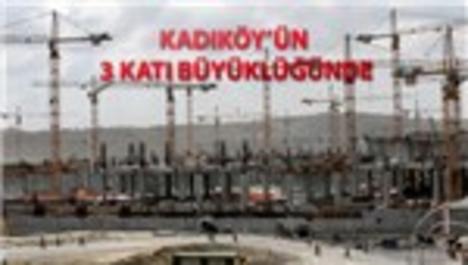 İstanbul Yeni Havalimanı'nın yüzde 30'u tamamlandı