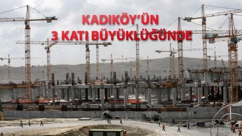 istanbul yeni havalimanı
