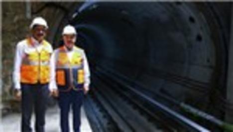 Ankara Keçiören Metrosu'nda sona gelindi