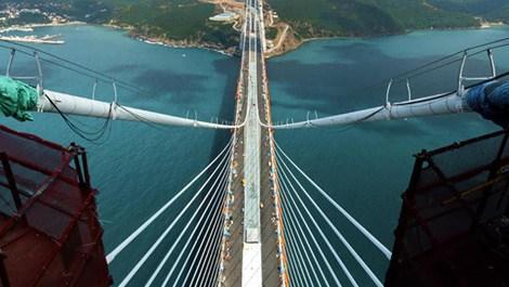 3. Köprü'nün enerji ihtiyacı FG Wilson jeneratörlerinden