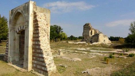 Edirne Sarayı turizme kazandırılacak