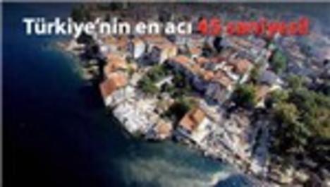 17 Ağustos Marmara depreminde neler oldu?