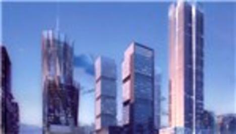 İstanbul Finans Merkezi'nin temeli atılıyor