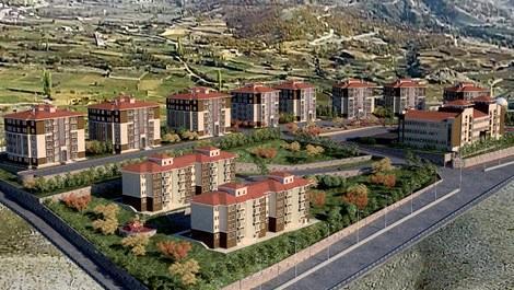 TOKİ, Adıyaman'da 252 konut yapacak