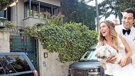 İşte Kenan İmirzalıoğlu ile Sinem Kobal'ın evi!