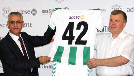 İttifak Holding, Atiker Konyaspor'un forma sponsoru oldu