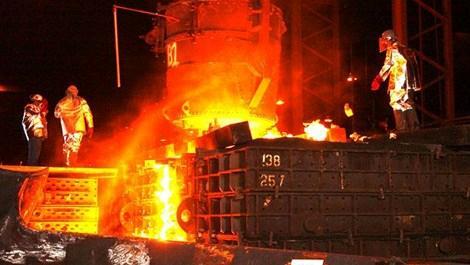 Konutta faiz indirimi çelik sektörüne hareket getirdi