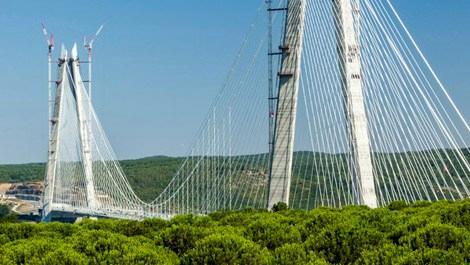3. köprüde geçiş ücreti yıl sonuna kadar 9.9 TL!
