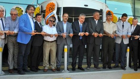 Özdilek Holding, yeni AVM yatırımını Uşak'a yaptı