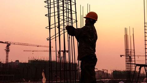 Avro Bölgesi'nde inşaat üretimi değişmedi