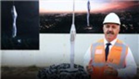 Çamlıca TV-Radyo Kulesi, 2017 Haziran'da tamamlanacak
