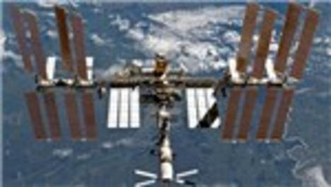 NASA, Uluslararası Uzay İstasyonu'nu devrediyor