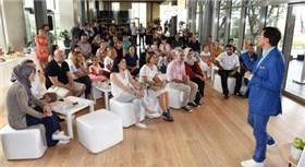 Yeşilyaka'da sağlık sohbetlerinin ilk konuğu Dr. Ender Saraç
