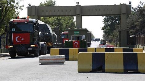 Askeri birlikler şehir dışına taşınıyor