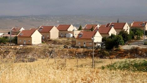 İsrail, Yahudi yerleşim birimini genişletmeyi planlıyor
