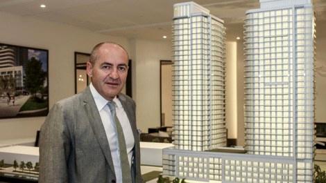 Akman Holding'in Toronto projesi görücüye çıkıyor