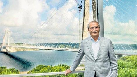 'Yavuz Sultan Selim Köprüsü, ülkenin yüz akıdır'