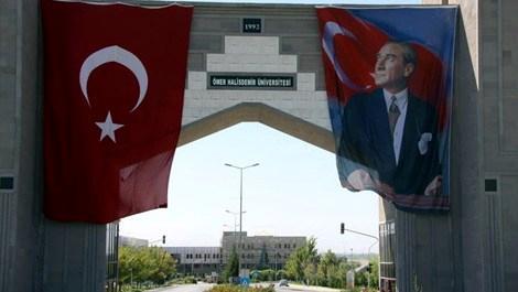 Ömer Halisdemir Üniversitesi