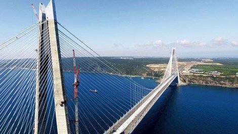 21 bin ağır vasıta için yeni rota: 3. Köprü!