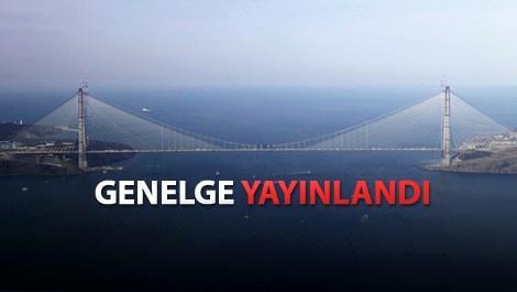3. Köprü'de yapılamayan yollar için Başbakanlık devrede!