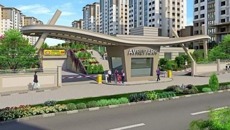 Avrupark Bahçekent'te daireler 423 bin liradan başlıyor!