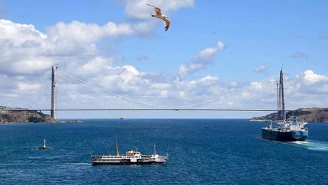 Yavuz Sultan Selim Köprüsü'nün açılışına son 2 gün!