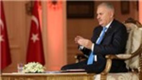 Başbakan Binali Yıldırım'dan Cerablus açıklaması