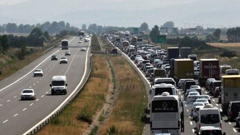 TEM Otoyolu, 5 gün trafiğe kapalı kalacak