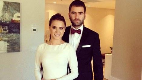 Miami'de inşaatçı olan Buğra Toplusoy ile Ceyda Ateş evleniyor