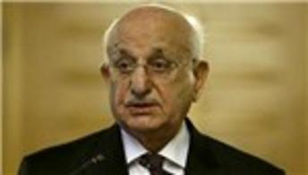 İsmail Kahraman 'Türkiye olarak kalkınmaya devam edeceğiz'