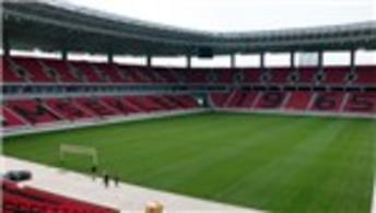 Eskişehir'in yeni stadında sona gelindi
