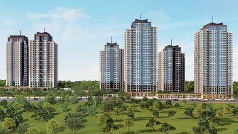 Evalpark İstanbul'da 1+1 daireler 230 bin lira!