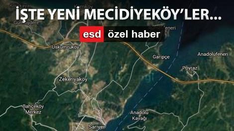 İstanbul'un 'Köy'leri Kuzey Marmara Otoyolu'yla ihya oldu!