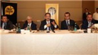 Özhaseki 'Fikirtepe'de kentsel dönüşüm 2 yılda bitecek'