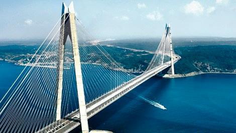 Yavuz Sultan Selim Köprüsü'nden geçiş ücretleri ne kadar?