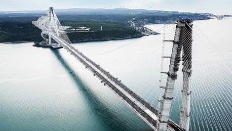 Yavuz Sultan Selim Köprüsü'yle o para cepte kalacak!
