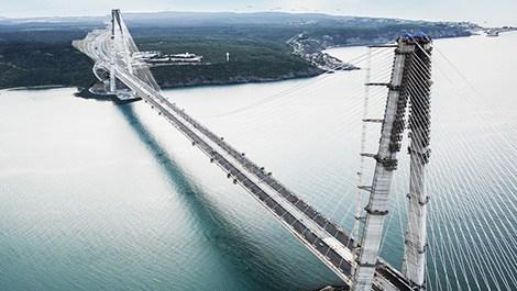 Yavuz Sultan Selim Köprüsü'nden önceki son projeler