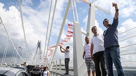 Dünya basını Yavuz Sultan Selim Köprüsü'nü böyle gördü!