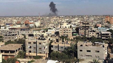 Gazze'nin yeniden imarı devam ediyor